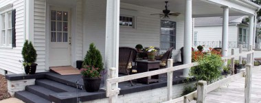 Outside Seating Areas